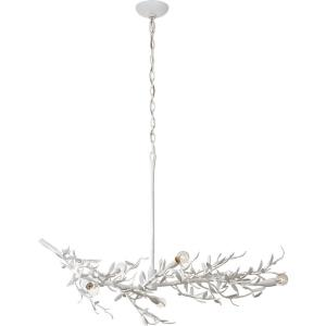 Mandeville - 6 Light Linear Chandelier