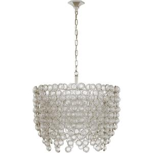 Milazzo - 8 Light Medium Waterfall Chandelier