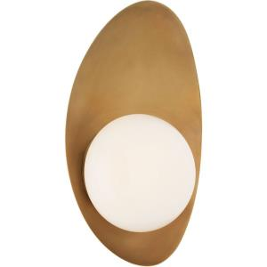 Nouvel - 14.5 Inch 16W 1 LED Small Wall Sconce