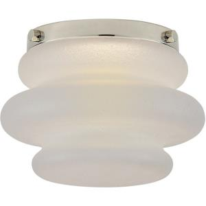 Tableau - 6 Inch 11W 1 LED Solitaire Flush Mount