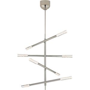 Rousseau - 32 Inch 35W 1 LED Medium Articulating Chandelier