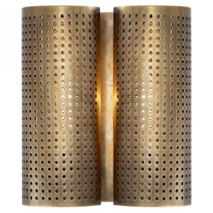 Precision - 2 Light Double Wall Sconce
