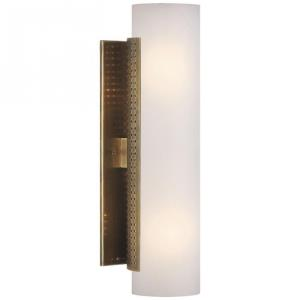 Precision - 2 Light Cylinder Wall Sconce