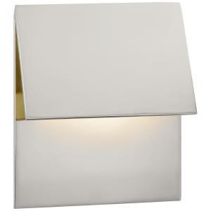 Esker - 9.75 inch 1 LED Single Fold Wall Sconce