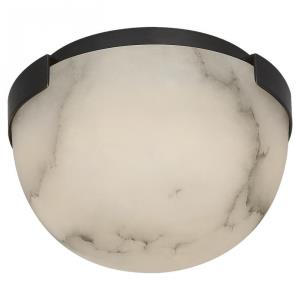 Melange - 5 inch 1 LED Petite Flush Mount