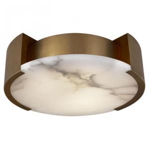 Melange - 2 Light Small Flush Mount