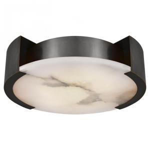 Melange - 2 Light Large Flush Mount