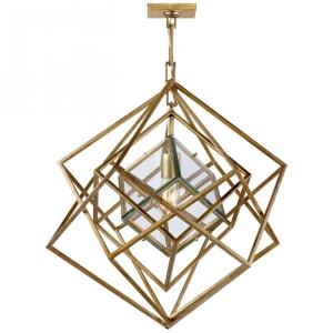 Cubist - 1 Light Small Chandelier
