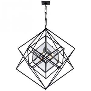Cubist - 4 Light Medium Chandelier