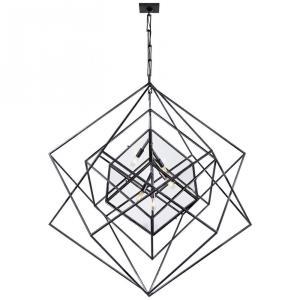 Cubist - 5 Light Large Chandelier