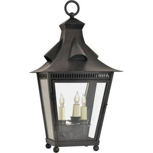 Orleans - 2 Light Outdoor Medium Wall Lantern