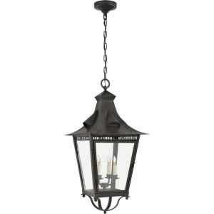 Orleans - 4 Light Outdoor Large Hanging Lantern