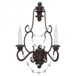 Lombardy - 2 Light Wall Sconce