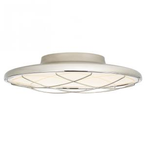 Dot - 13.75 inch 1 LED Caged Flush Mount