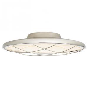 Dot - 16.5 inch 1 LED Caged Flush Mount