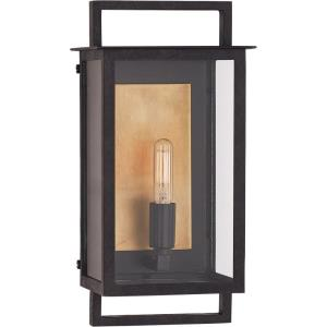 Halle - 1 Light Outdoor Small Wall Lantern