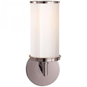 Cylinder - 1 Light Wall Sconce