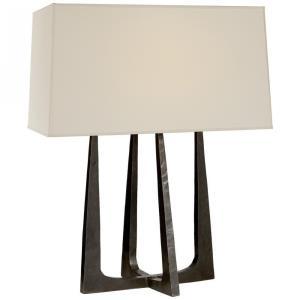 Scala - 2 Light Bedside Table Lamp