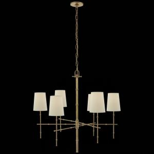 Grenol - Six Light Medium Chandelier