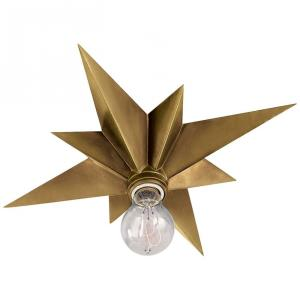 Star - One Light Flush Mount