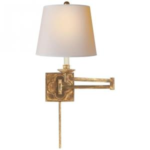 Griffith - 1 Light Swing Arm Wall Sconce