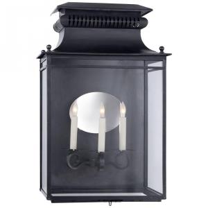 Honore - 3 Light Outdoor Large Wall Sconce