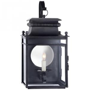 Honore - 1 Light Small Bracketed Wall Lantern