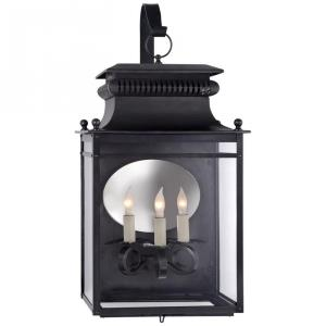 Honore - 3 Light Medium Bracketed Wall Lantern