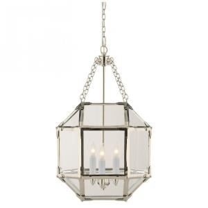 Morris - 3 Light Outdoor Small Hanging Lantern