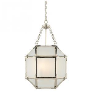 Morris - 3 Light Outdoor Small Hanging Lantern