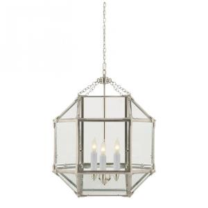 Morris - 3 Light Outdoor Medium Hanging Lantern