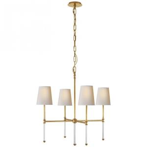 Camille - 4 Light Small Chandelier