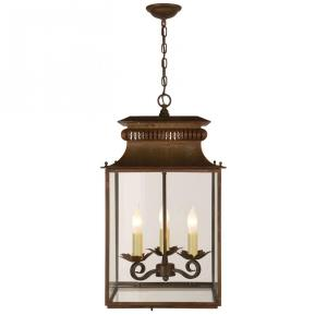 Small - Three Light Small Lantern