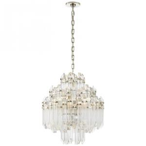 Adele - 6 Light 4-Tier Waterfall Chandelier