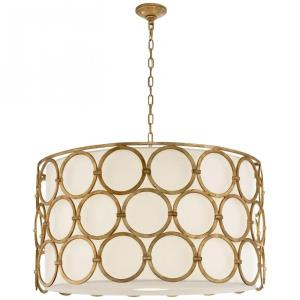 Alexandra - 4 Light Large Shade Pendant