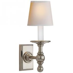 Classic2 - One Light Library Wall Sconce