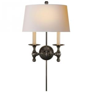 Classic - 2 Light Wall Sconce