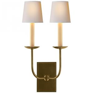 TT - 2 Light Wall Sconce