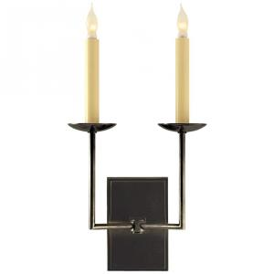 Right Angle - 2 Light Wall Sconce