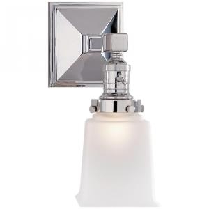 Boston - 1 Light Square Wall Sconce