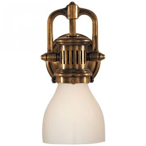 Yoke - 1 Light Suspended Wall Sconce