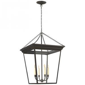 Cornice - 4 Light Large Lantern