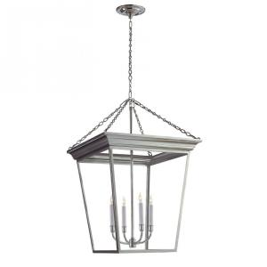 Cornice - 4 Light Large Lantern