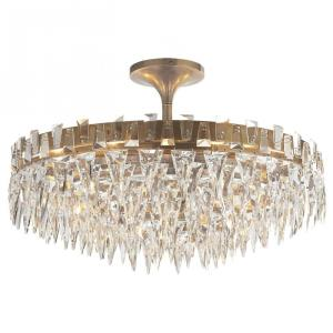 Trillion - 10 Light Large Semi-Flush Mount