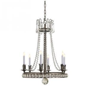 Regency - 6 Light Medium Chandelier