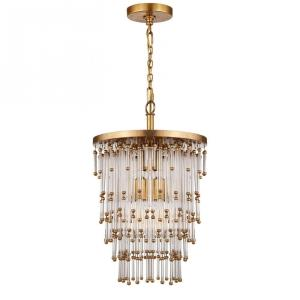 Mia - 5 Light Small Chandelier