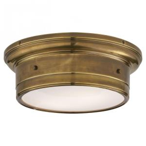 Siena2 - Two Light Small Flush Mount
