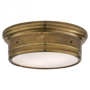 Siena2 - Two Light Large Flush Mount