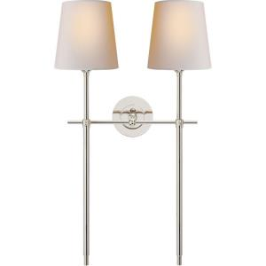 Bryant - 2 Light Large Double Tail Wall Sconce