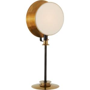 Osiris - 1 Light Reflector Adjustable Table Lamp